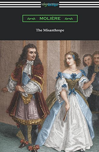 Book cover for The Misanthrope