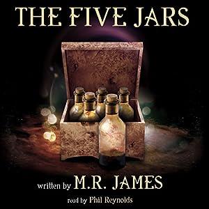 The Five Jars Audiobook