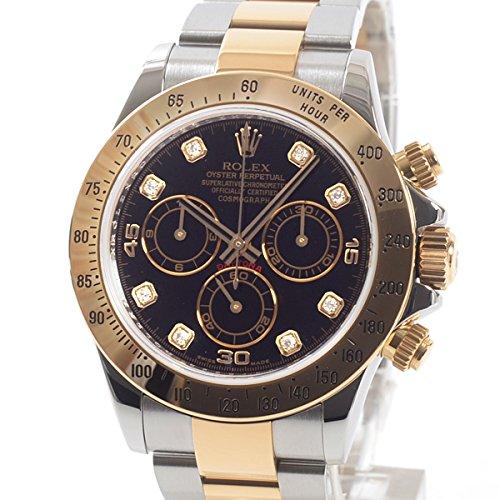 [ロレックス]ROLEX 腕時計 デイトナ 116523G V番台(2009年) 中古[1297844] V番台(2009年) ブラック B07DPDWLWH