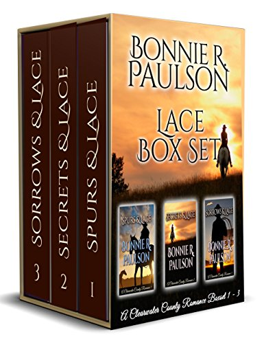 Series Lace (Lonely Lace Series, Box Set Books 1 - 3 (A Clearwater County Romance series Book)