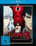 Berserk - Das goldene Zeitalter 2 [Blu-ray] [Special Edition]