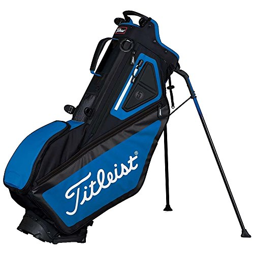 Titleist Players 5 Stand Bag 2017 Black/Blue/White (Players Bags)