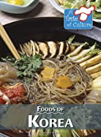 Foods of Korea Front Cover