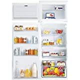 Candy CFBD 2450/2ES Built-in 220L A+ White fridge-freezer - Fridge-Freezers (220 L, N-ST, 39 dB, 2 kg/24h, A+, White)