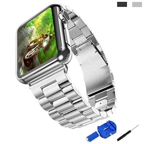 iitee Stainless iwatch Bracelet Connector