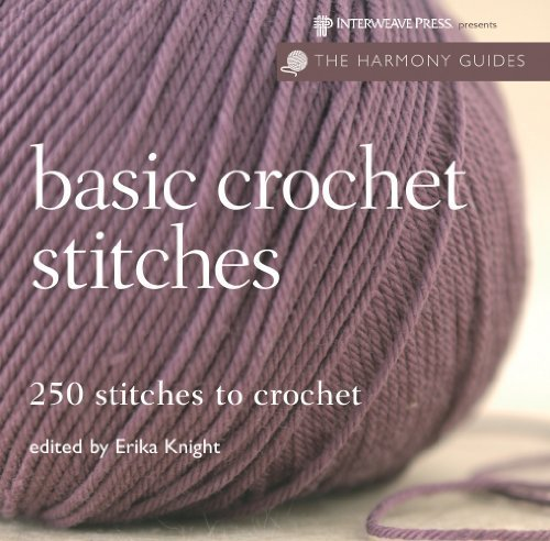 (Harmony Guides Basic Crochet Stitches by Interweave Press,2008])