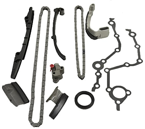 ITM Engine Components 053-94310 Timing Chain Set for 1989-1994 Mazda 2.6L L4