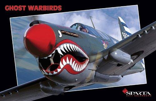 2011 Ghost Warbirds Deluxe Wall Calendar by Sparta Calendars (2010-08-01) ()
