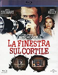 La finestra sul cortile james stewart grace kelly alfred hitchcock movies tv - Alfred hitchcock la finestra sul cortile ...