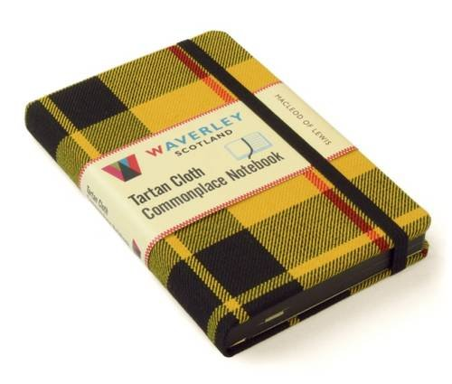 Best Costume Ideas 2016 (MacLeod of Lewis: Waverley Genuine Tartan Cloth Commonplace Notebook)