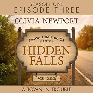 Hidden Falls: A Town in Trouble Audiobook