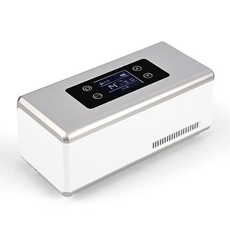 DAWNG-11 Refrigerador de insulina portátil, termostato de ...