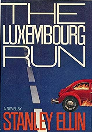 book cover of The Luxembourg Run