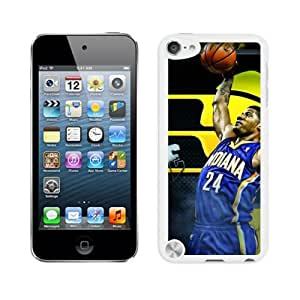 NBA Indiana Pacers Paul George Ipod Touch 5th Generation Case For Indiana Pacers Paul George Fans By zeroCase