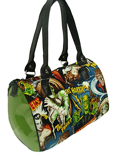 USA Handmade Fashion Doctor Bag Satchel Style