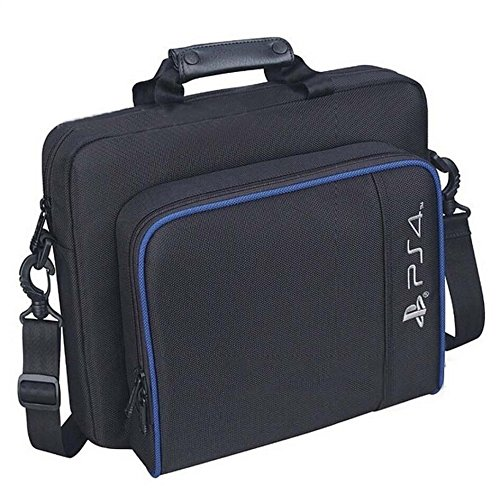 New Travel Storage Carry Case Protective Shoulder Bag Handbag for PlayStation 4 System Console Carrying Bag and Accessories (Playstation 4 Protective Case compare prices)
