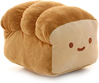 Bread 6', 10', 15' Plush Pillow Cushion Doll Toy Home Bed Room Interior Decoration (6 inches)