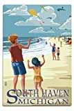 South Haven, Michigan - Kite Flyers - Best Reviews Guide