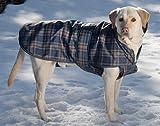 Petrageous Designs Kodiak Dog Coat – Small Blue Plaid Review