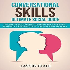 Conversational Skills Ultimate Guide Audiobook