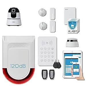 Snoos (TM) Pro - Profesional IP de calidad europea de alarma ...