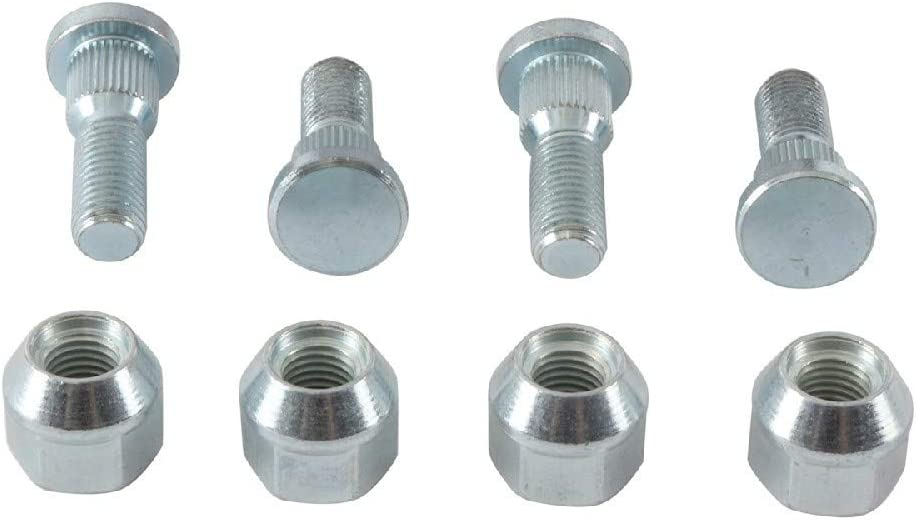 All Balls 85-1035 Wheel Stud and Nut Front Kit for Arctic Cat 400 DVX 04-08