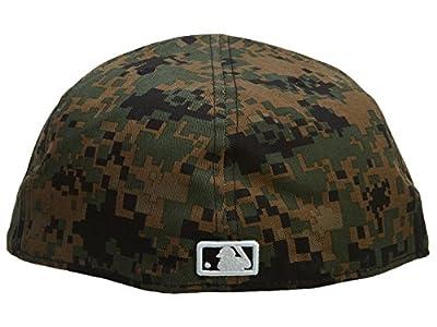 New Era Atlanta Braves Fitted Hat Mens