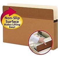 SMD73213 - Smead 73213 Redrope Easy Grip File Pockets