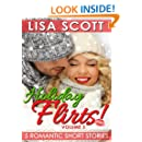 Holiday Flirts! 5 Romantic Short Stories (The Flirts! Short Stories Collections Book 3)