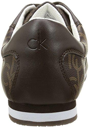 Calvin Klein George - Zapatillas de deporte Hombre Marrón - Marron (Brb)