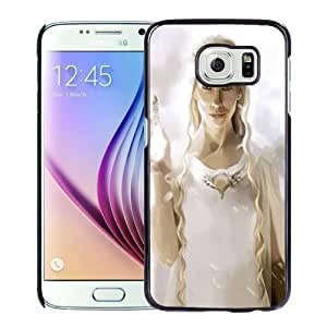 New Personalized Custom Designed For Samsung Galaxy S6 Phone Case For Cate Blanchett Phone Case Cover