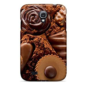 Fashionable SjXFpnd1030eBCrZ Galaxy S4 Case Cover For Chocolates Protective Case