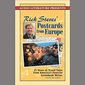 Rick Steves' Postcards from Europe Audiobook