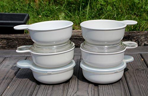 corning ware grab it glass lids - 8