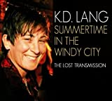 Summertime in the Windy City Import Edition by Lang,K.D. (2011) Audio CD