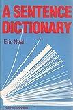 A Sentence Dictionary 9780717501946