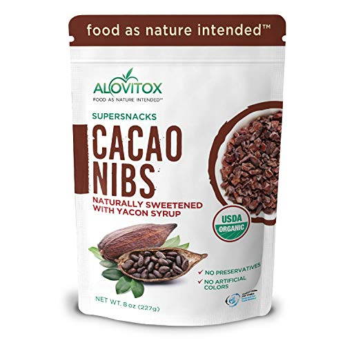 Cacao Nibs Naturally Sweetened