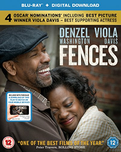 Fences [Blu-Ray] (English audio. English subtitles)