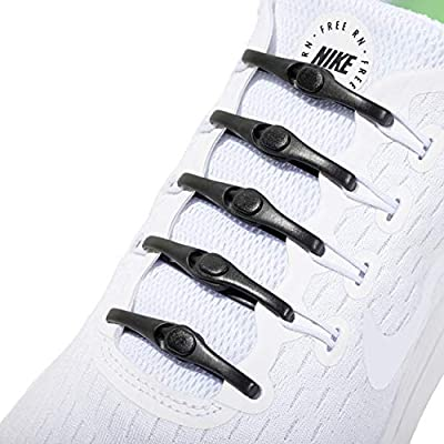 HICKIES 2.0 No Tie Performance Elastic Shoelaces One Size Fits All(14 HICKIES Laces, Works in All Shoes)
