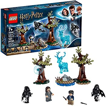 LEGO Harry Potter and The Prisoner of Azkaban Expecto Patronum 75945 Building Kit, New 2019 (121 Pieces)