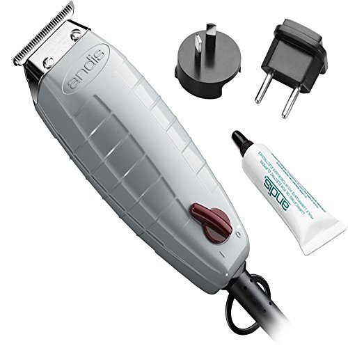 Andis 05105 T-Outliner Corded Trimmer Dual Voltage 110-240 Volts by Andis