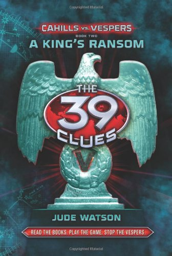 the 39 clues in order - 1