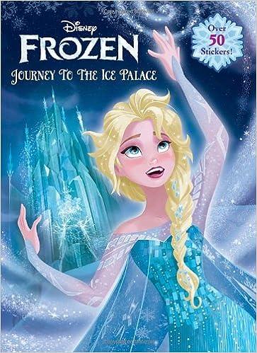 JOURNEY TO THE ICE P RH Disney 2015736431217 Amazon Books