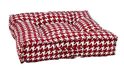 bowsers-piazza-dog-bed-medium-canterbury-check