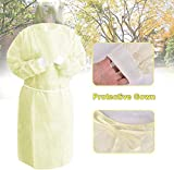 Disposable Protective Coverall with Elastic