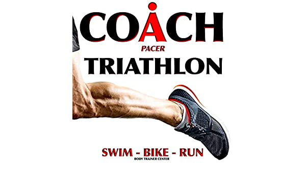 Coach Triathlon Pacer (Swim - Bike - Run) by Body Trainer Center on ...