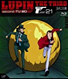Lupin the Third second - TV. BD 21 [Blu-ray]