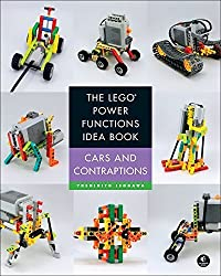 The LEGO Power Functions Idea Book, Vol. 2: Car and Contraptions by Isogawa, Yoshihito(October 25, 2015) Paperback