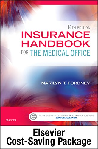 Insurance Handbook for the Medical Office - Text and Workbook Package, 14e