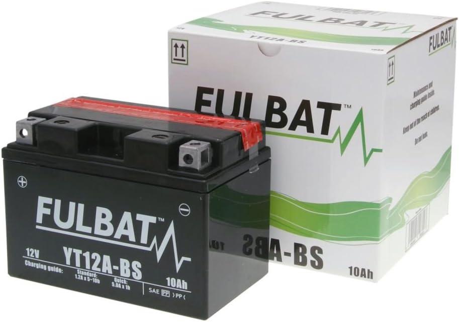 Batterie Fulbat Agm Yt12 A Bs 12 V 10 Ah 175 A Auto